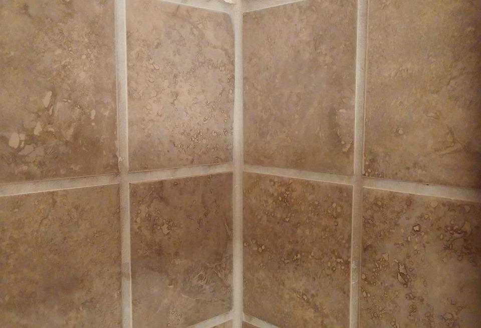 Tiles Tiling Texture Grout Bathroom Wall Square