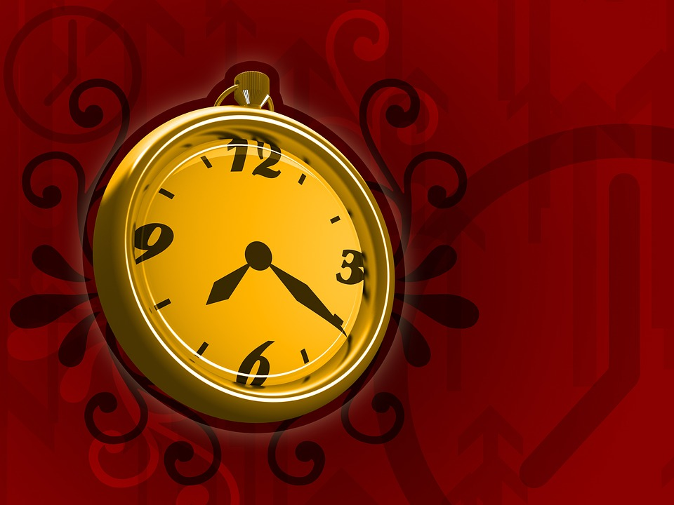 Clock, Time, Abstract, Time Clock, Minute, Hour