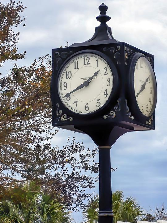 Clock, Tower, Clock Tower, Decorative, Time, Hands