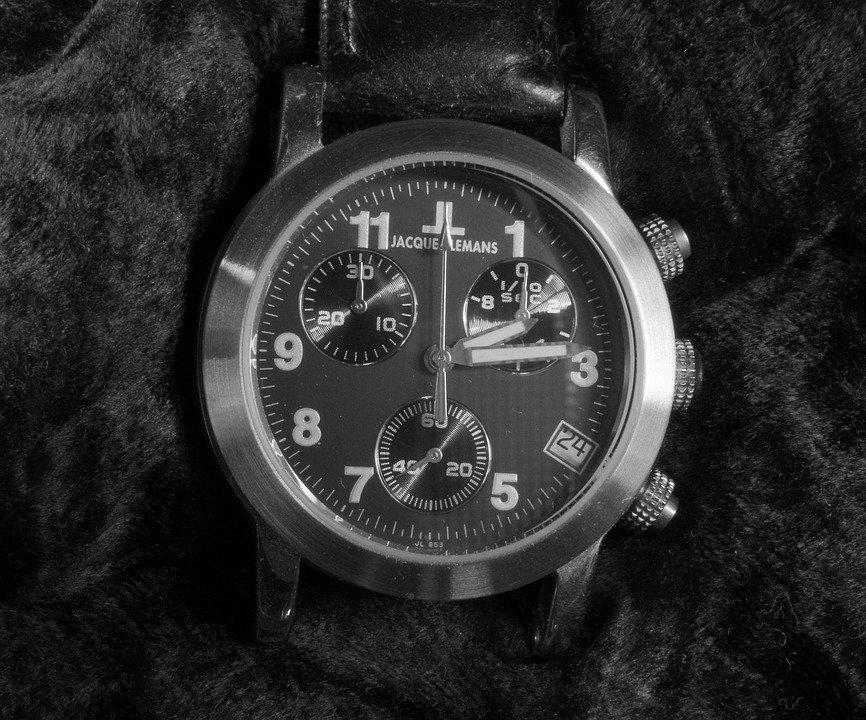 Clock, Chronograph, Time, Time Indicating, Timepiece