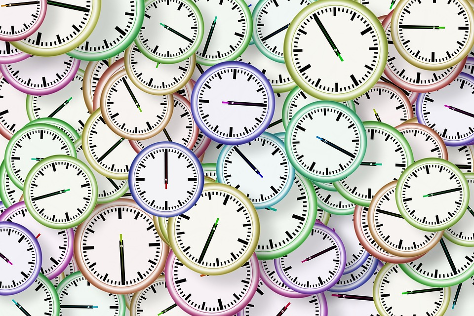 Twelve, Time, Time Management, Stopwatch, Industry
