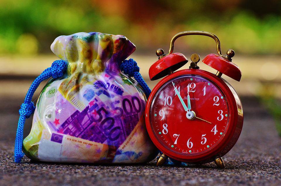Time Is Money, The Eleventh Hour, Alarm Clock, Clock