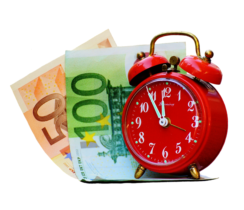 Time Is Money, The Eleventh Hour, Bank Note