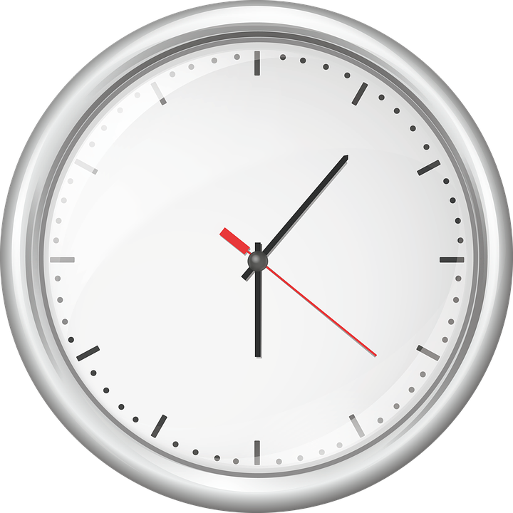 Clock, Kuechenuhr, Time, Time Of, Time Indicating