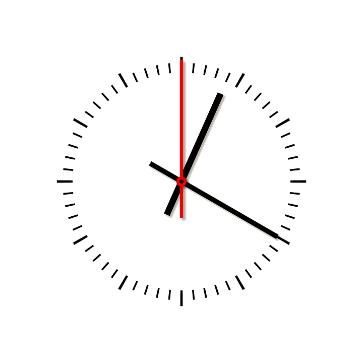 Clock, Dial, Time, Pointer, Time Of, Time Indicating