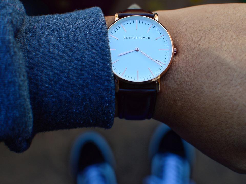 Watch, Timepiece, Time, Clock, Mechanism, Clock Face