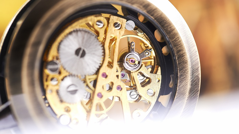 Time, Timepiece, Watch, Clock, Antique, Dial, Old