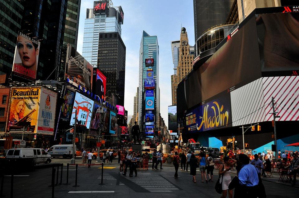 New York, Times Square, Manhattan, New York City