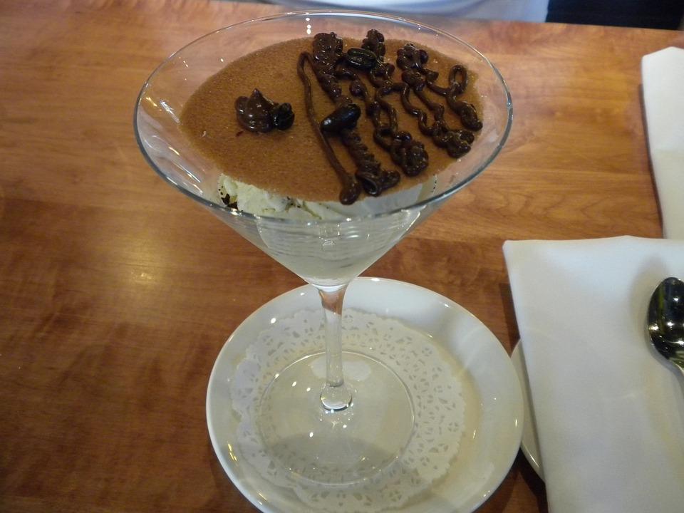 Chocolate, Tiramisu, Dessert, Sweet, Food, White