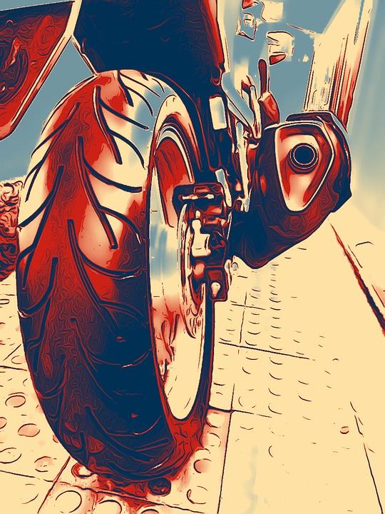 Bike, Tire, Journey, Recreation, Speed, Biking