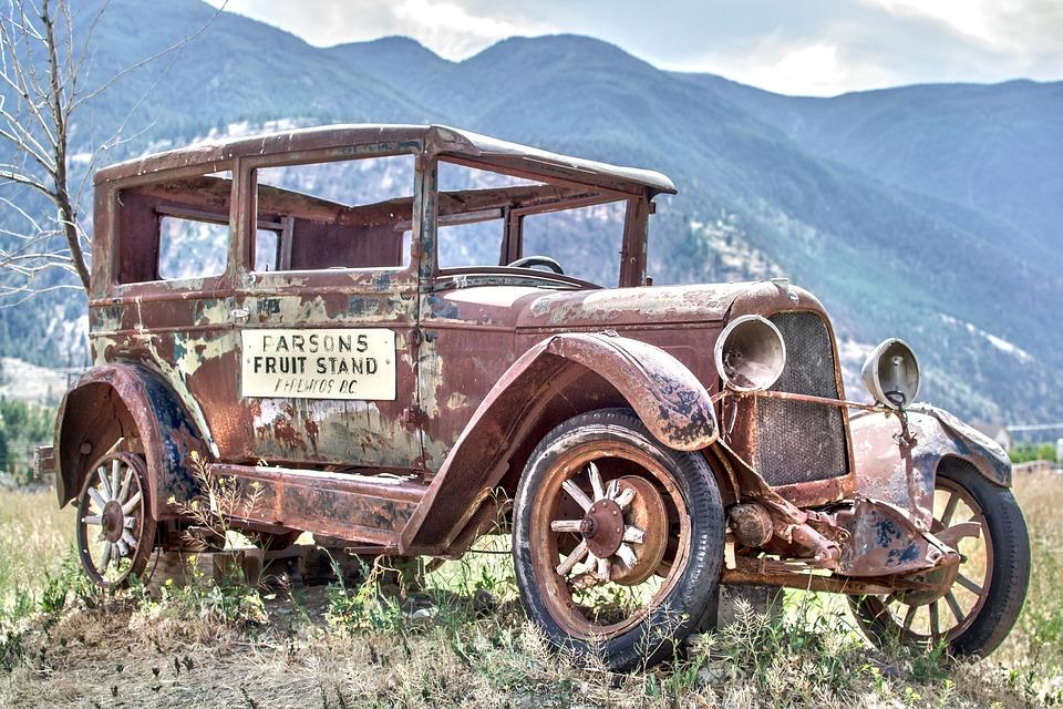 Free photo Tire Truck Old Vintage Rust Wheels Car Rusty - Max Pixel