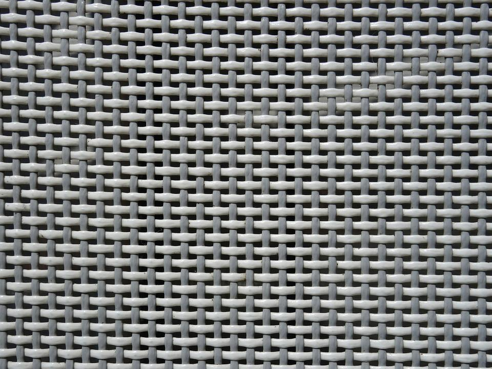Tissue, Plastic, Grey, Texture, Pattern, Geometry