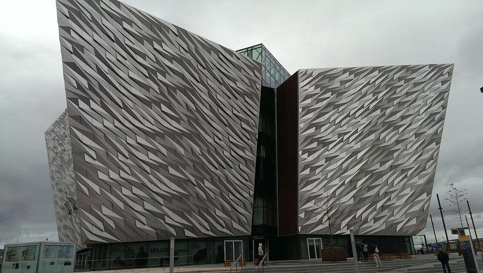 Titanic, Modern, Building