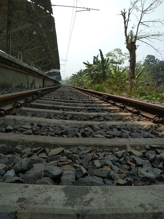 Way Of Train, Railway, To Be Continued