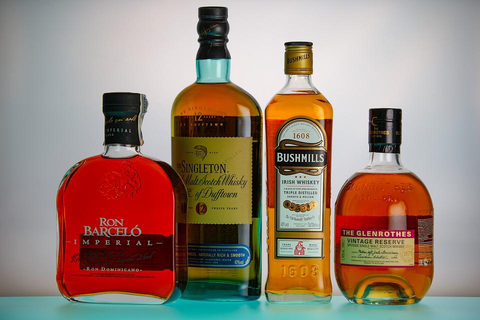 Rum, Whiskey, Alcohol, Bottle, To Get Drunk, Excerpt