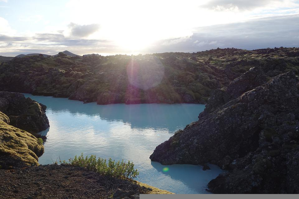 Lagoon, Nature, To Travel, Landscape Shape, Outdoors