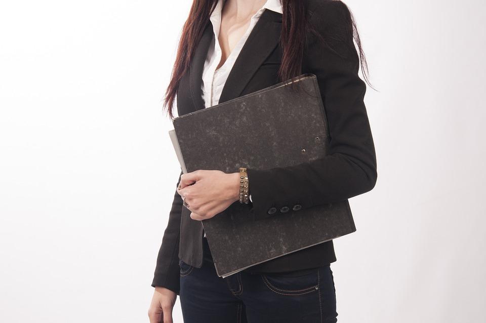 Business, Secretary, Manager, Plans, To Write