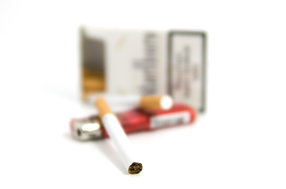 Cigarette, Smoking, Lighter, Tobacco