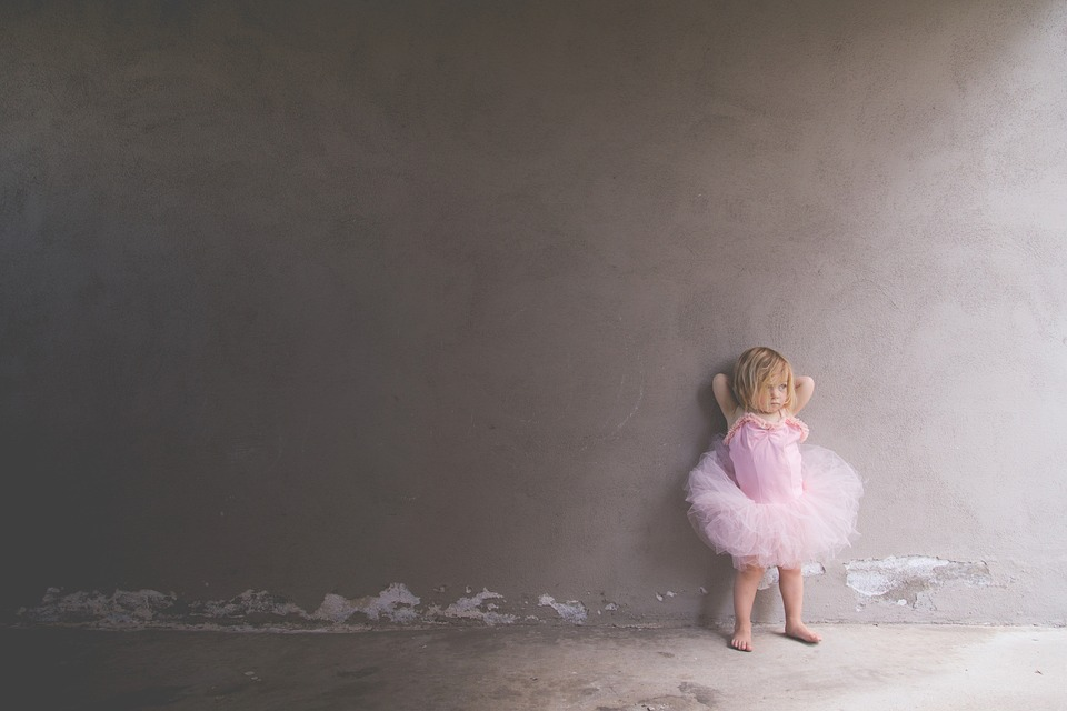 People, Kids, Toddler, Ballet, Ballerina, Pink, Tutu