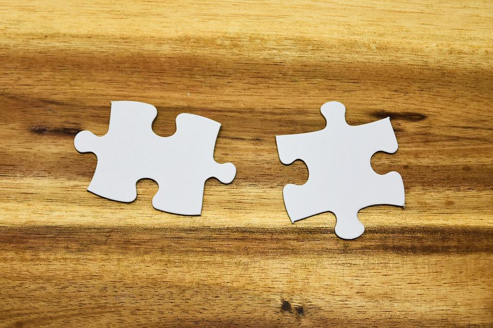 Pair, Fit Together, Together, Connect, Connection