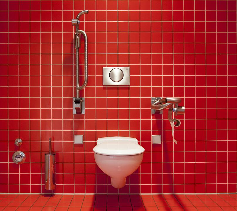 Free photo Toilet Disabled Maintained Clean Public Toilet Wc Max Pixel