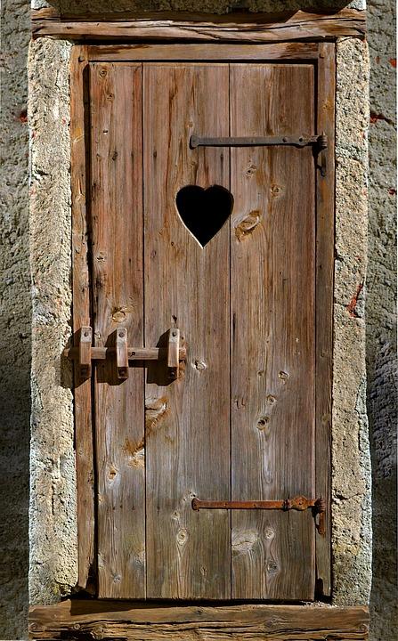 The Door, Toilet, Wc, Latrines, The Toilet, Castle
