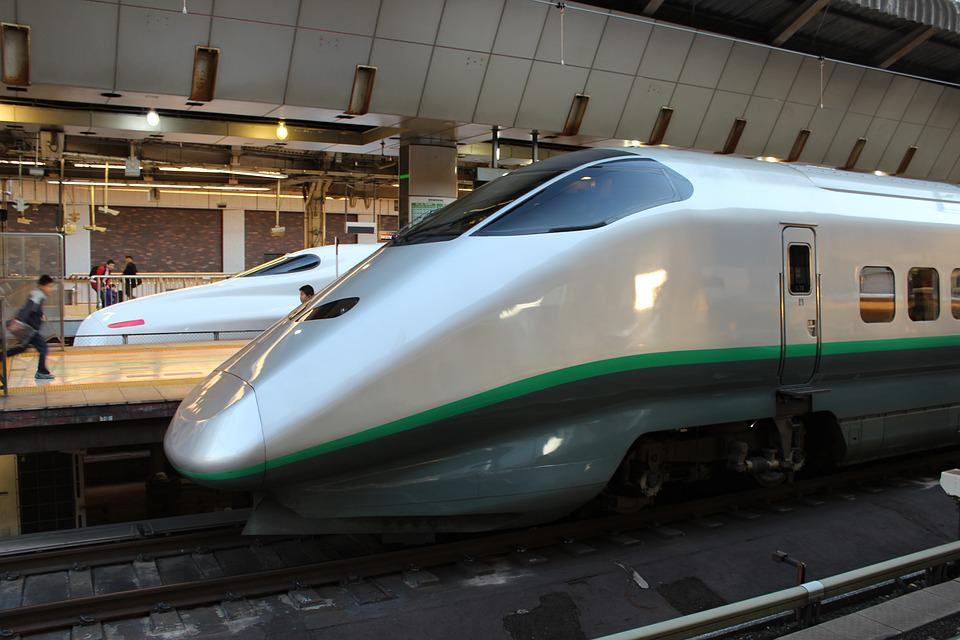 Jr East, Tokyo Station, E3 System, Tsubasa, Train