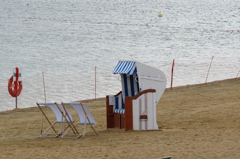 Beach Chair, Tolbiac, State Garden Show