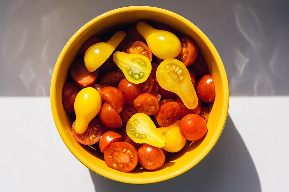 Tomatoes, Eco-friendly, Small Tomatoes, Colors