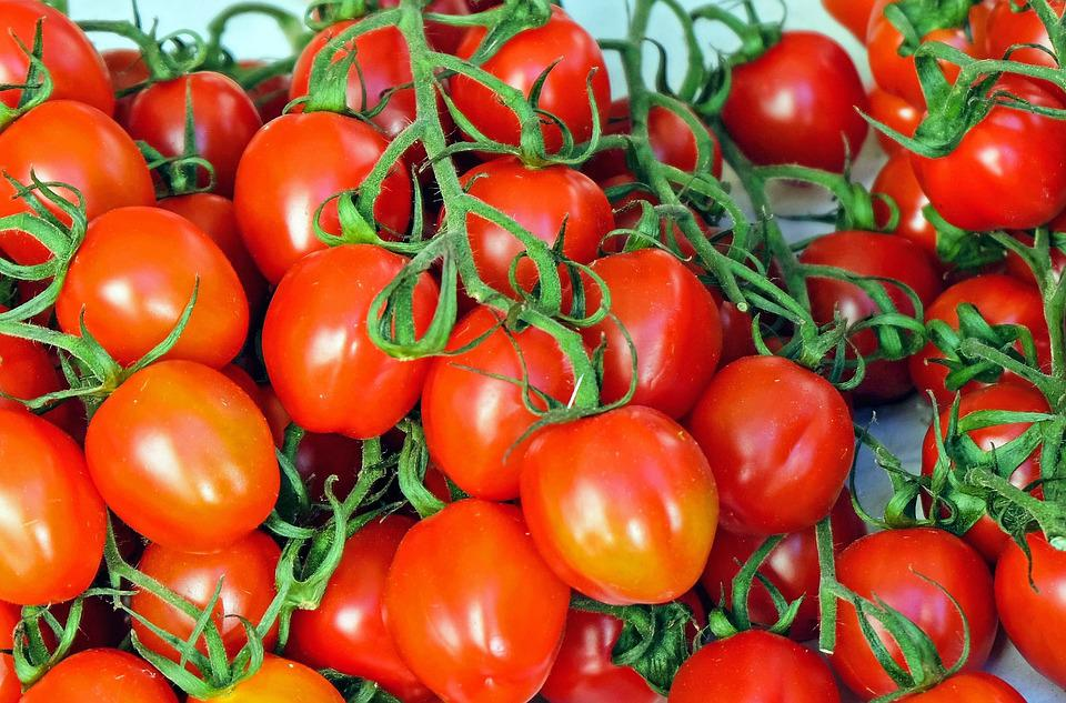 Tomatoes, Red, Vegetables, Mediterranean, Vitamins