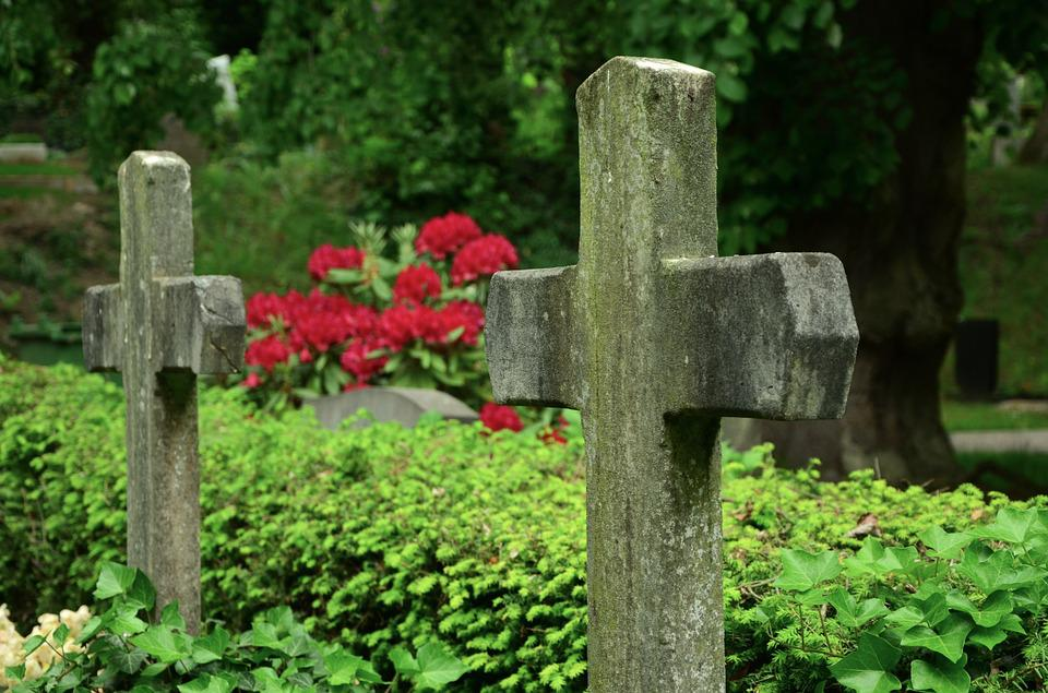 Cross, Christian Faith, Christianity, Grave, Tomb