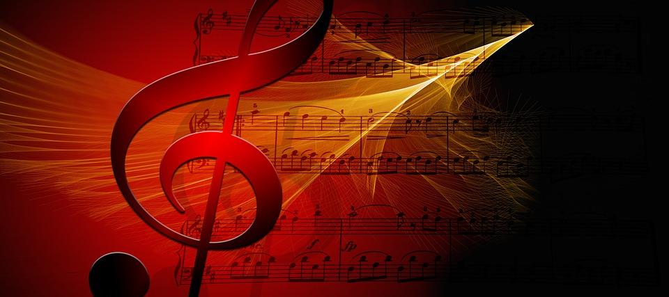 Music, Treble Clef, Clef, Tonkunst, Compose, Sound