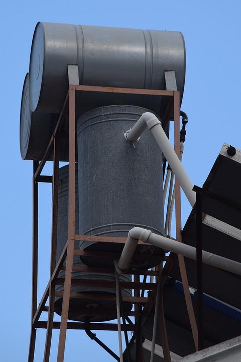 Water-cask, Tons, Solar Energy, Renewable Energy