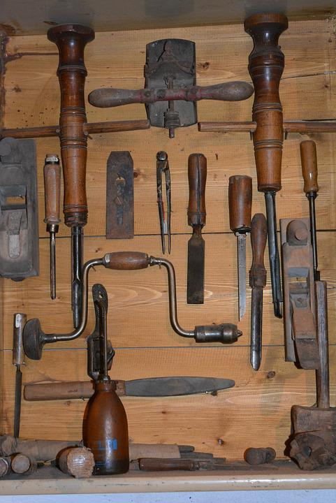 Tool, Museum, Old, Old Museum, Collection