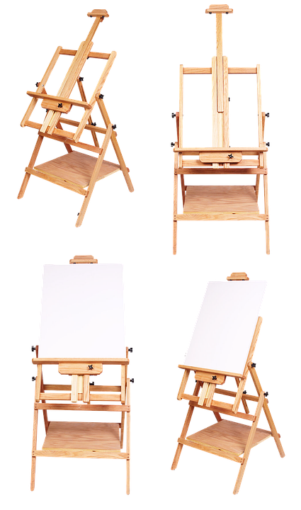 Easel, Machine, The Identity Of The Artist, Tool