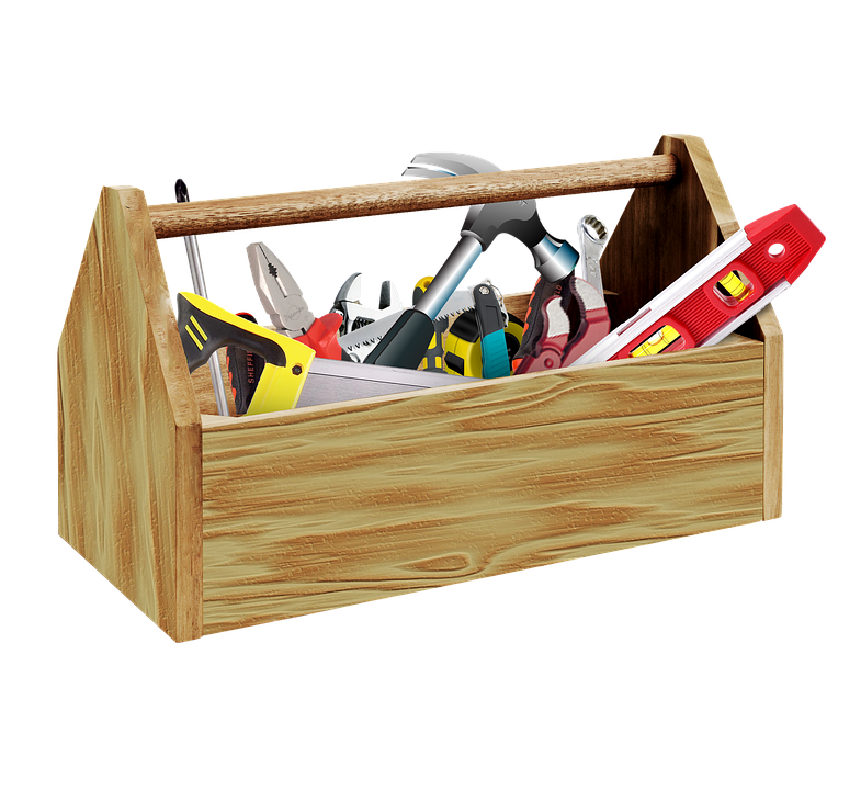 Free photo Toolbox Handyman Construction Tools Builder ...