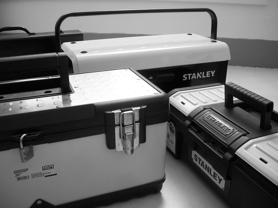 Toolboxes, Industry