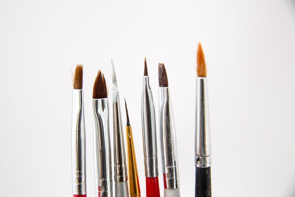 Brush, Colors, Color, To Draw, Tools, Artist