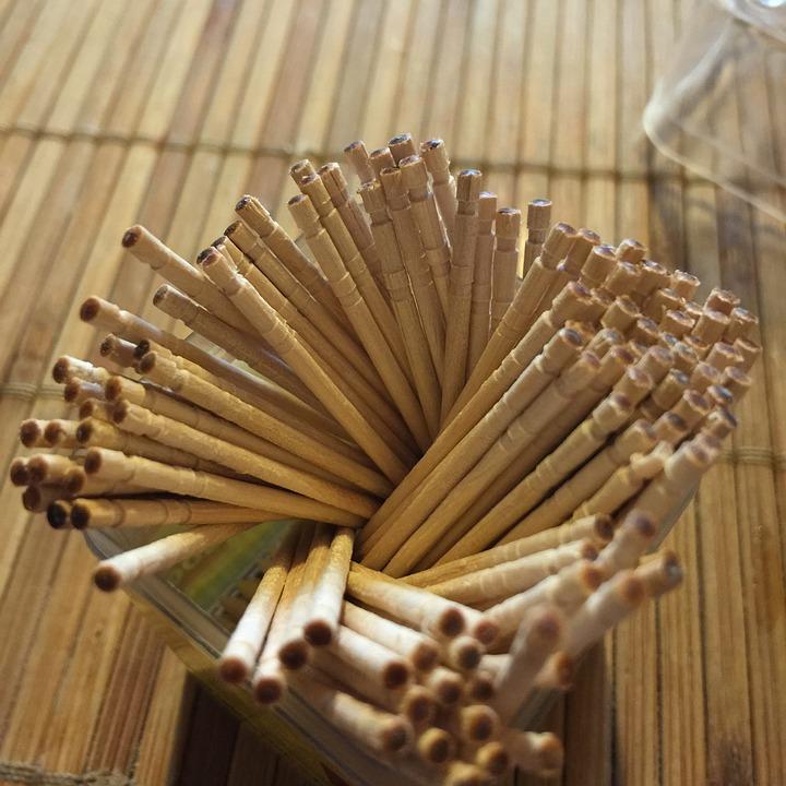 Toothpicks, Wykałaczkami, Wooden