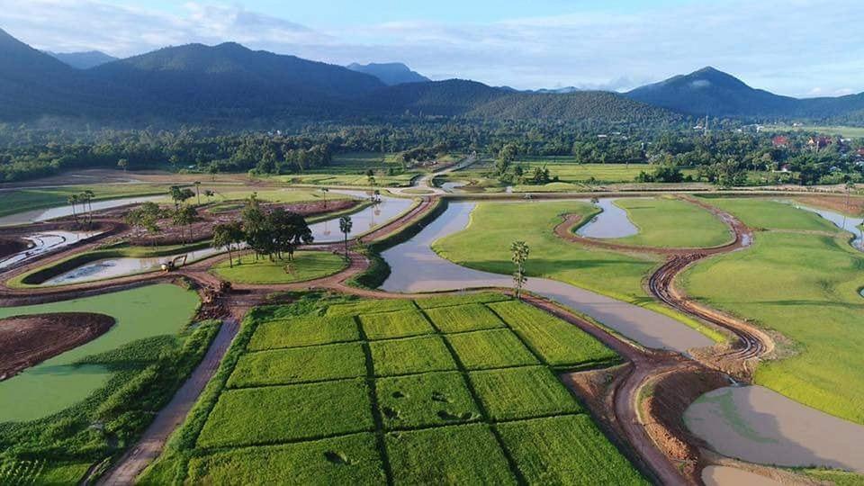 Pinnacle Chiangmai Thailand, Nice Landscape, Top View