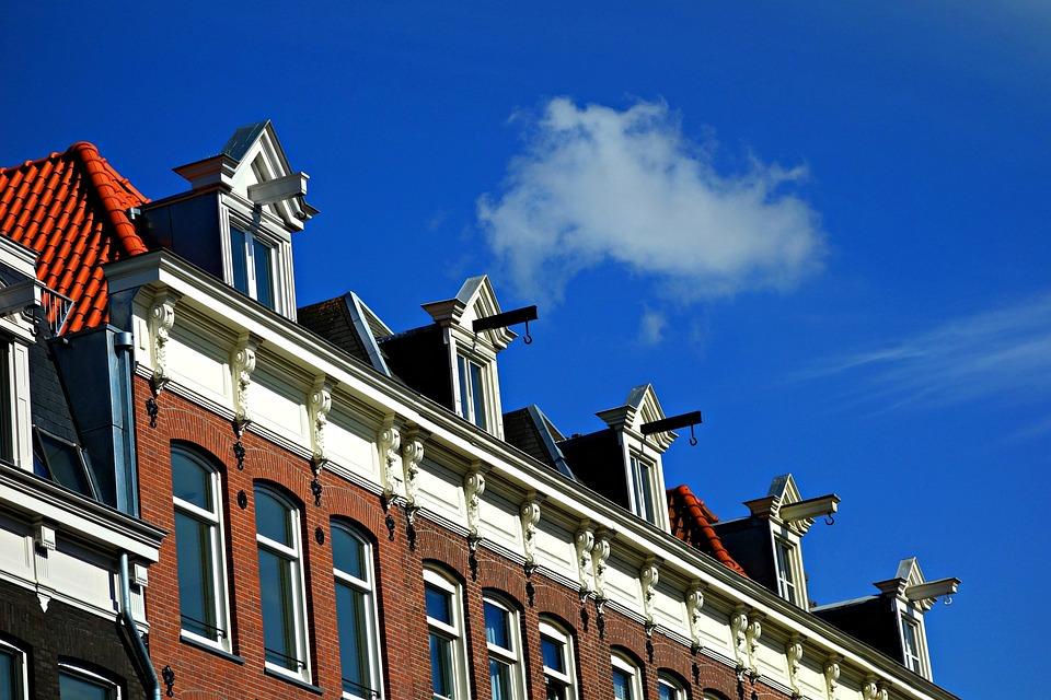 House, Facade, Story, Top Story, Window, Top Window