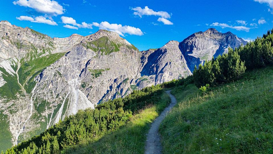 Mountains, The Alps, Tops, Travel, Trekking, Austria