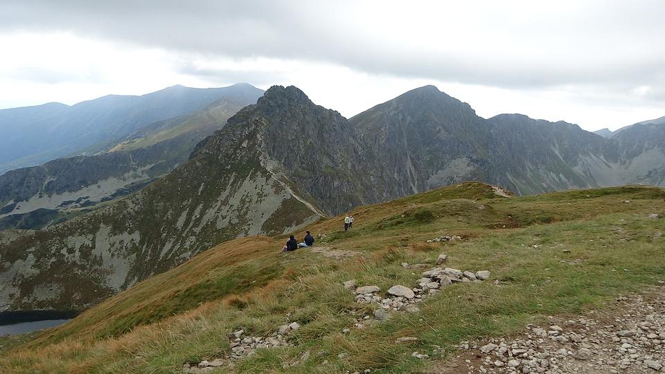 Mountains, Western Tatras, Nature, Landscape, Tops