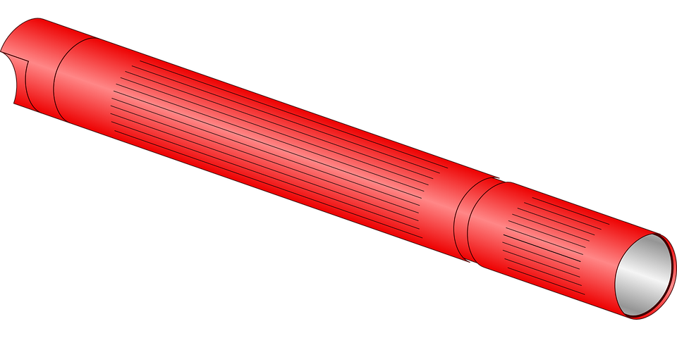 Flashlight, Battery, Light, Torch, Lamp