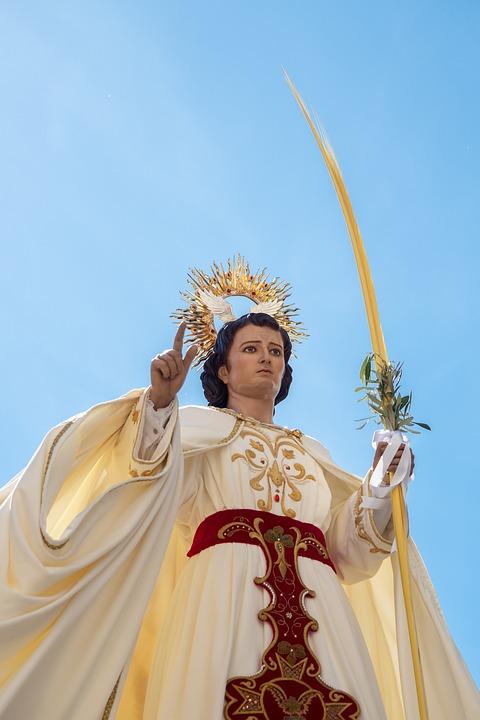 Palm Sunday, Easter, Torrevieja, Ramos, Palmas