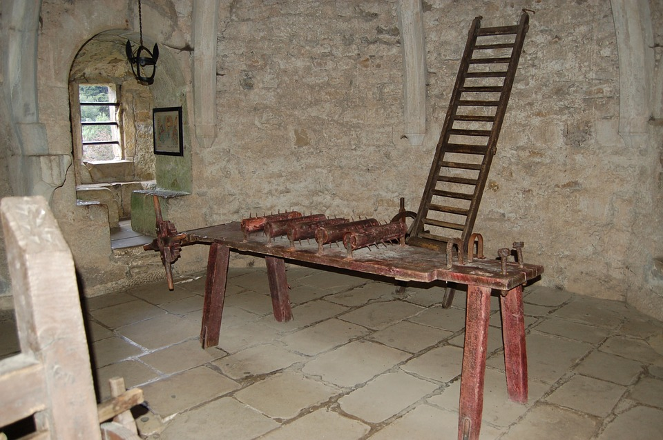 Historical, Rack, Torture, Torture Chamber