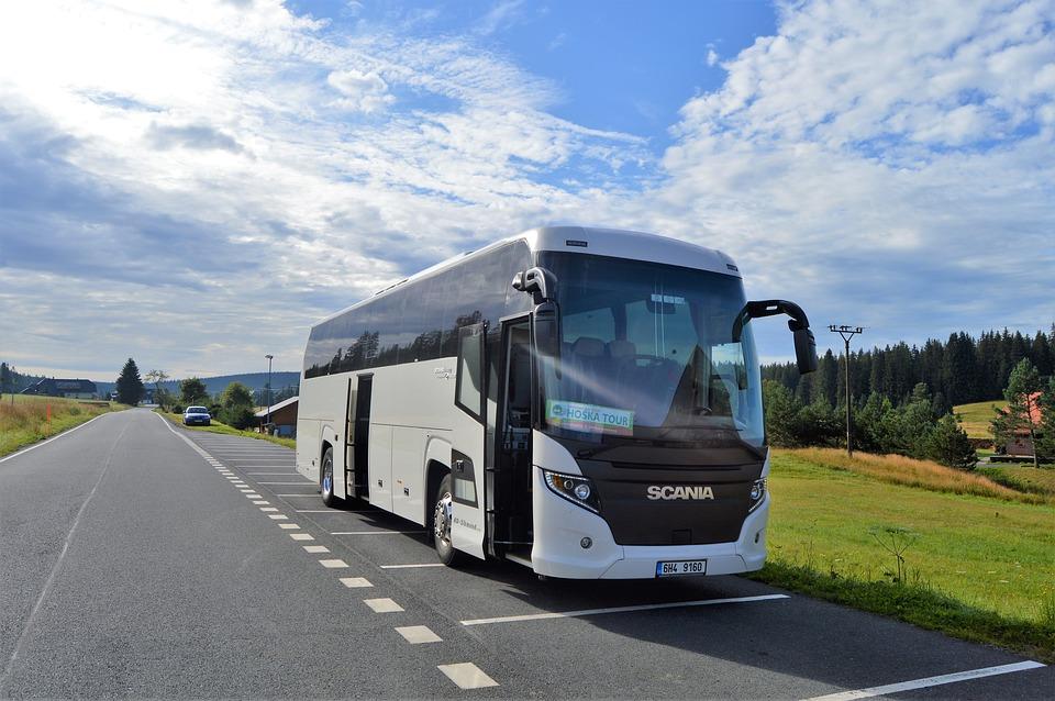 Bus, Tour Bus, Tour, Travel Agency, Scania, Touring