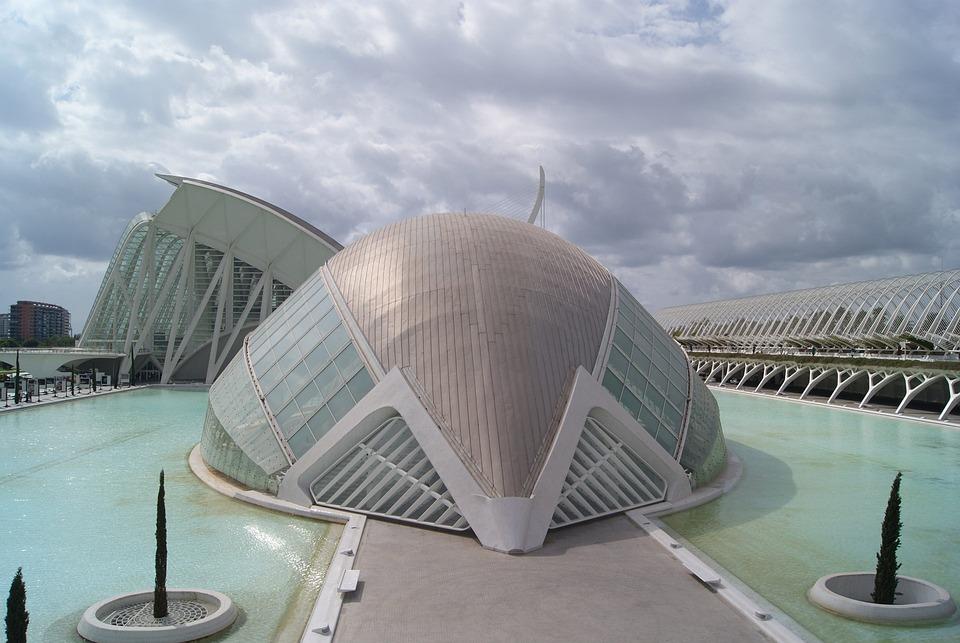 City Of Arts And Sciences, Building, Tourism