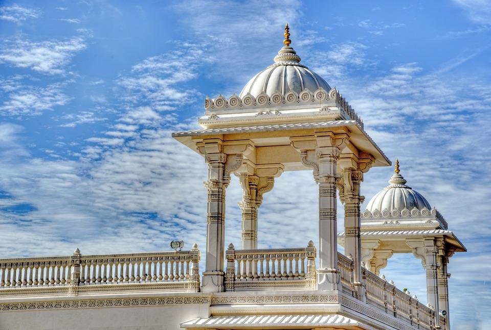 Hindu Temple, Temple, Religion, Building, Tourism