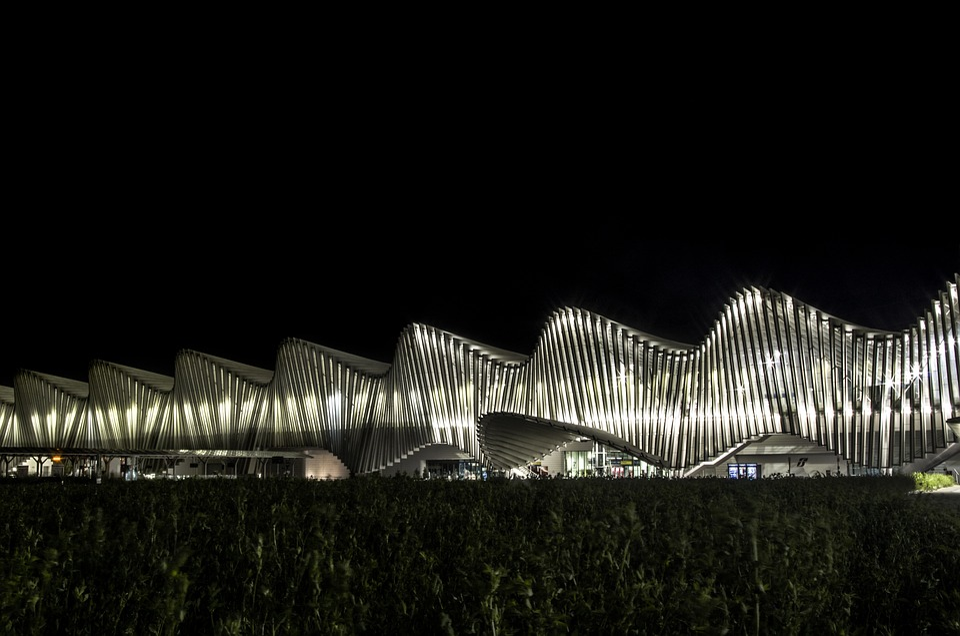 Calatrava, Night, Landscape, Night Photography, Tourism